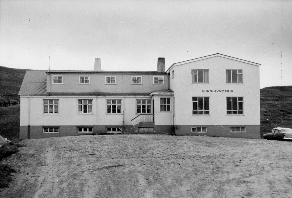 Fornihvammur árið 1952